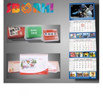 Что такое календари на заказ?